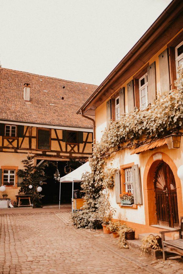 Hochzeit Weingut von Roeder Diersburg Offenburg Lahr - boho vintage - Hochzeitsfotografie