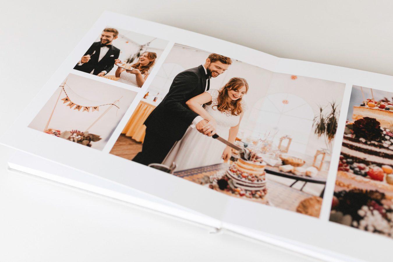 Hochwertiges langlebiges Fotoalbum Leinen nPhoto Familienfotografie Hochzeitsfotografie
